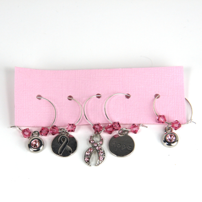 Picture of Wine Glass Charms 654