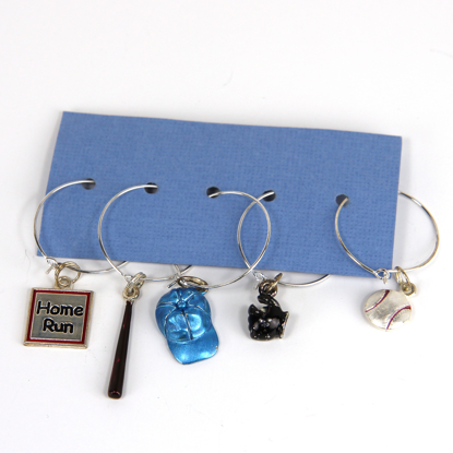 Picture of Wine Glass Charms 655