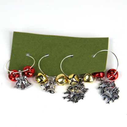 Picture of Wine Glass Charms 656