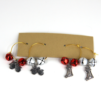 Picture of Wine Glass Charms 657