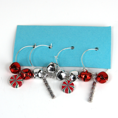 Picture of Wine Glass Charms 658